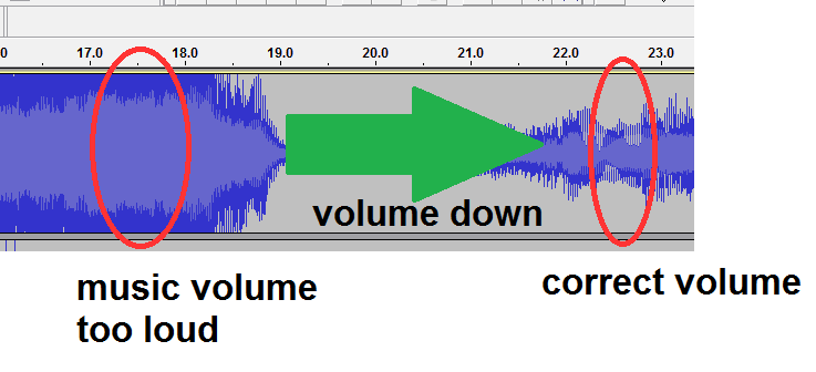 How to fix clipping sound - RECAP